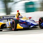 Rossi's bumpy Belle isle relationship continues evolving