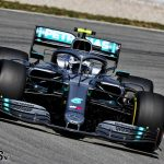 Bottas quickest before oil leak halts running | 2019 Spanish Grand Prix first practice