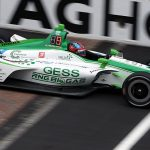 Herta, Rosenqvist 1-2 in Friday's second practice