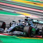 Hamilton half a second ahead after Bottas spins | 2019 Spanish Grand Prix third practice