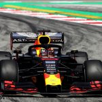 "Verstappen pleased to split Ferraris but says Mercedes are ""too quick"" 