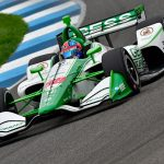 Herta keeps rookies up front in final INDYCAR GP practice