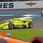 NBC's first NTT IndyCar Series broadcast a winner with viewer...