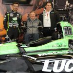 Servia brings experience and new team co-owner to Indy 500 entry
