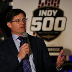 Transition from road course to oval keeps many busy at Indy