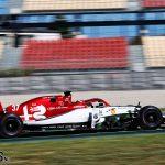 "Ilott ""caught off-guard"" in crash during first F1 test   2019 F1 season"