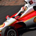 Newgarden leads Indy 500 practice; Alonso, Rosenqvist hit wal...