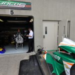 Follow Juncos' inspiring push to build an Indy 500 qualifying car overnight