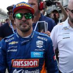 Alonso's struggles continue, forcing him into Last Row Shooto...