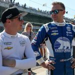 Pigot rules Indy 500 opening qualifying, as Hinchcliffe and Alonso falter