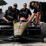 New year, same Indy 500 qualifying drama for Hinchcliffe