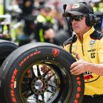 Retired or not, Rinaman back for more Penske magic at Indy