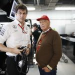 """Wolff: """"It feels surreal to be in an F1 paddock with Niki not alive""""   2019 Monaco Grand Prix"""