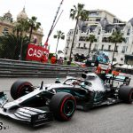 Hamilton, Verstappen and Bottas covered by a tenth in Monaco | 2019 Monaco Grand Prix first practice