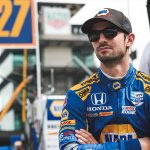 Rossi hopes normal routine leads to Indy 500 greatness