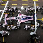 "Sergio Perez had ""lucky"" near-miss with marshals in Monaco GP"