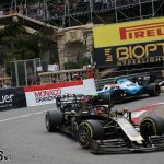 Magnussen drops to 14th after penalty for Perez incident | 2019 Monaco Grand Prix