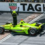 Pagenaud holds off Rossi to win Indy 500