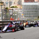 Sainz made 'best pass of my F1 career' on Toro Rosso pair | 2019 Monaco Grand Prix