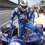 Carpenter not sure why things went south at Indy 500