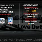 Watch Chevrolet Dual in Detroit 1 qualifying