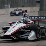 Newgarden wins Detroit GP opener, reclaims points lead