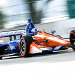 Dixon rebounds to win second race of Detroit doubleheader