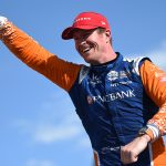 Dixon puts in royal rebound effort to win second Detroit race
