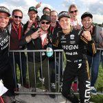 Ericsson drives to first NTT IndyCar Series podium finish