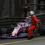 FIA issues safety warning to marshals after Perez's near-miss | 2019 Monaco Grand Prix