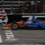 Dixon leads rain-shortened first practice at Texas