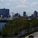 Lewis Hamilton crashes as Ferrari top Canada practice