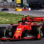 Leclerc leads Ferrari one-two after Hamilton crashes | 2019 Canadian Grand Prix second practice