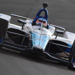 Sato wins NTT P1 Award in Texas qualifying