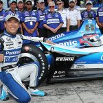 Sato cherishes pole position at iconic Texas track