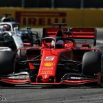 """We won today"": Binotto defiant after Vettel's penalty 