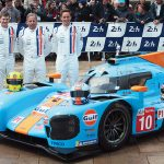 Notes: Four NTT IndyCar Series drivers racing at Le Mans