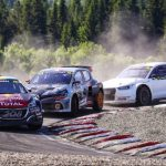 TIMMY HANSEN LEADS TEAM HANSEN MJP 1-2 IN QUALIFYING 3
