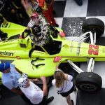 Racing days come to end for Pagenaud's Indy 500-winning car