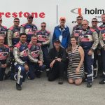 Fan thanks AMR INDYCAR Safety Team for critical first respons...