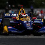Rossi, Power top chart for Road America practice