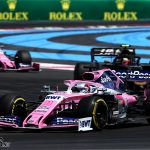 Perez given penalty point for track limits violation | 2019 French Grand Prix