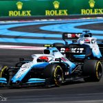 "Russell enjoyed ""hairy"" scrap with Kubica despite damage 