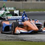 Road America recovery keeps Dixon's repeat hopes alive