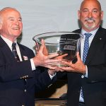 Bobby Rahal honored for lifetime service to motorsports