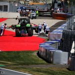 Verstappen says wind contributed to crash | 2019 Austrian Grand Prix