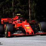 Leclerc leads Mercedes pair in final practice | 2019 Austrian Grand Prix third practice