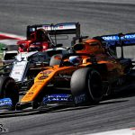 Front wing damage spoiled Sainz's late-race charge | 2019 Austrian Grand Prix