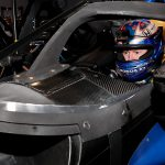 Dixon pleased with Aeroscreen simulator test