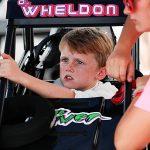 Dan Wheldon's sons making quarter-midget debuts at IMS